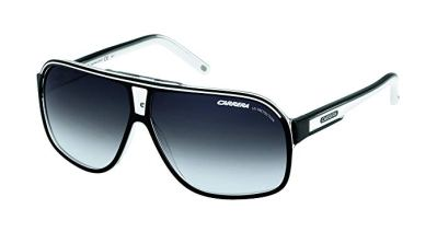 Carrera Grand Prix 2 Sunglasses in Black and White GrandPrix2 T4M 9O 64