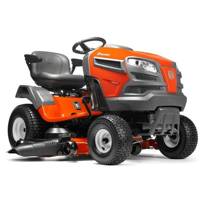 Husqvarna YTA24V48 Fast Continuously Variable Transmission Pedal Tractor Mower