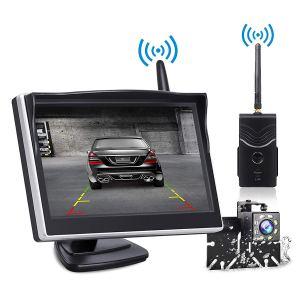 TOGUARD Digital Backup Camera Kit