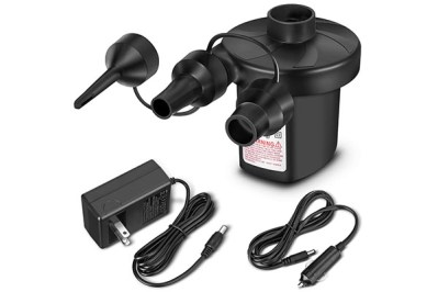 9 Best Electric Air Pump For Inflatables of 2019
