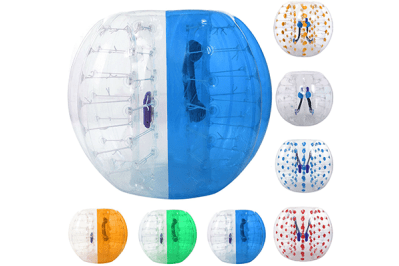 8 Best Inflatable Bumper Balls Review in 2019