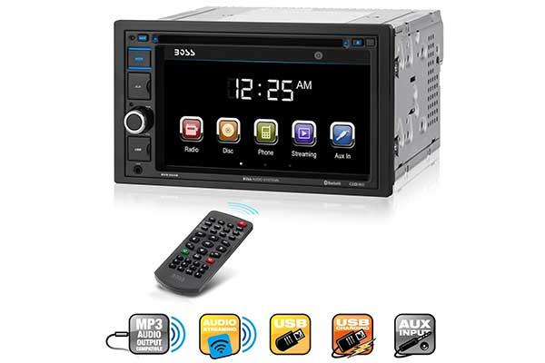 10 Best Touch Screen Car Stereos (Review & Buying Guide) in 2019