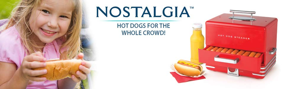 Hot Dog Steamers Review