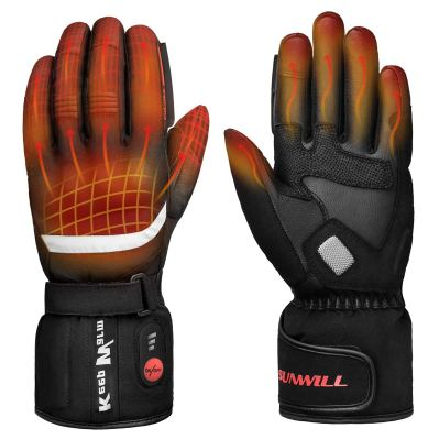 Professional Heated Motorcycle Gloves