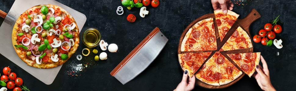 TeiKis Pizza Peel Review