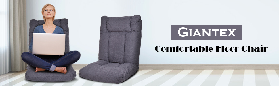 Giantex Padded Floor Chair Review