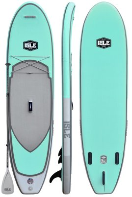 ISLE Airtech Inflatable Paddle Board