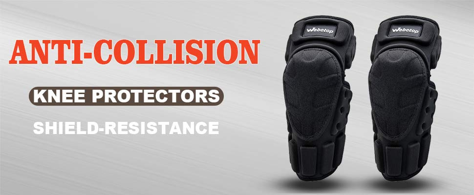 ab465dec41 23 Best Motorcycle Knee Pads Review in 2019