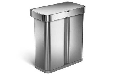 8 Best Automatic Trash Cans Review & Buying Tips in 2019