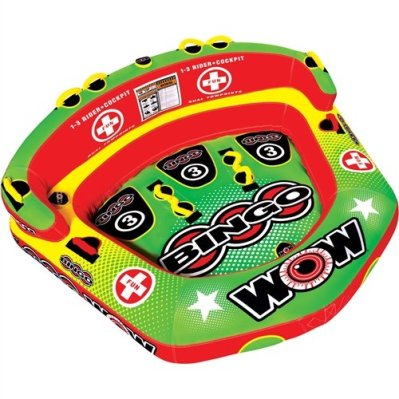 WOW World of Watersports Bingo Inflatable