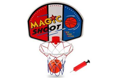 10 Best Mini Basketball Hoops Review – Buying Guide in 2019