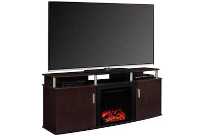 9 Best Fireplace TV Stands Review in 2019