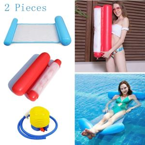 TMcom Swimming Pool Lounger Floating Water Hammock