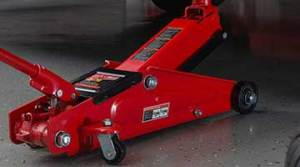 Torin Trolley Floor Jack (Big Red Hydraulic) Review