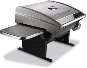 Cuisinart CGG-200 All Foods Stainless Steel Tabletop Gas Grill