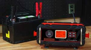 10 Best Car Battery Chargers and Jump Starters in 2020