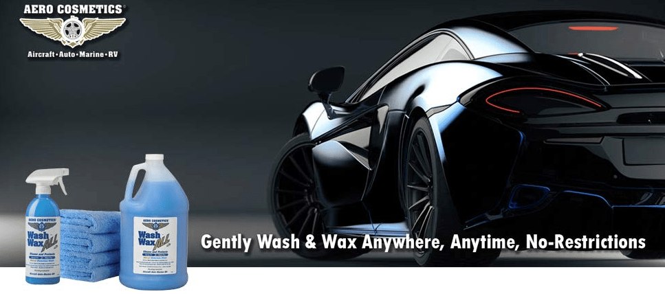 Aero Cosmetics Waterless Car Washes