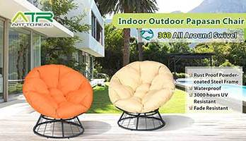 Best Outdoor Papasan Chairs
