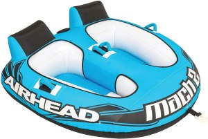 Airhead Mach 1-3 Rider Towable Tube for Boating