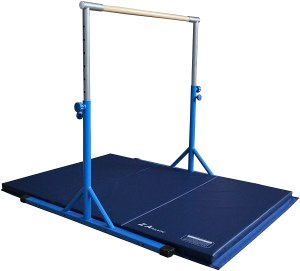 Z ATHLETIC Expandable Kip Bar Adjustable Height