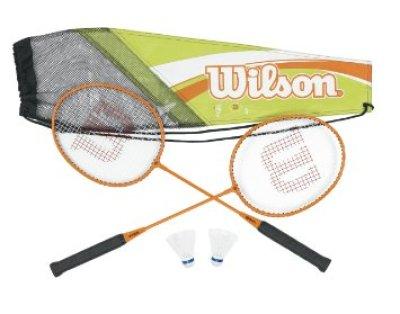 6. Wilson Adult's All Gear Badminton Kit