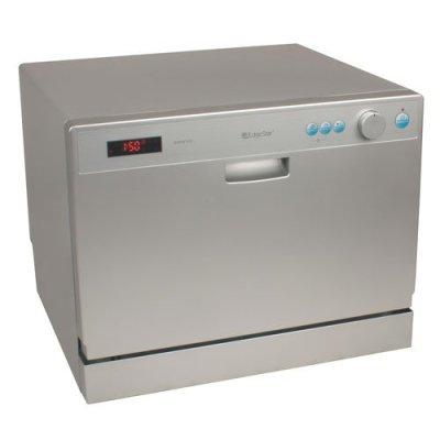 3. EdgeStar Countertop Portable Dishwasher
