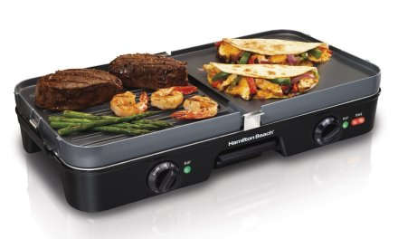 Top 10 Best Electric Grill of 2017