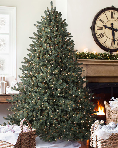 top 10 best artificial christmas trees of 2017 best top reviews - Best Artificial Christmas Trees Reviews