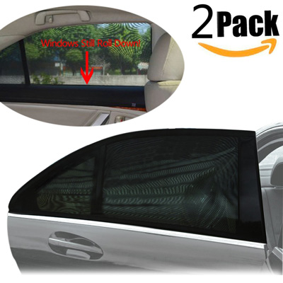 top 10 best car sun shades for kids of 2017 best top reviews. Black Bedroom Furniture Sets. Home Design Ideas