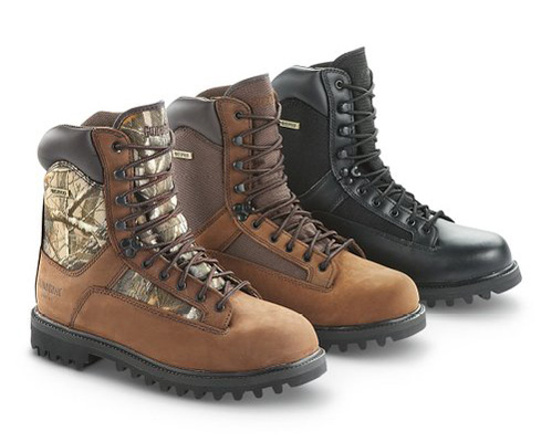 Guide-Gear-Men's-Insulated-Hunting-Boots
