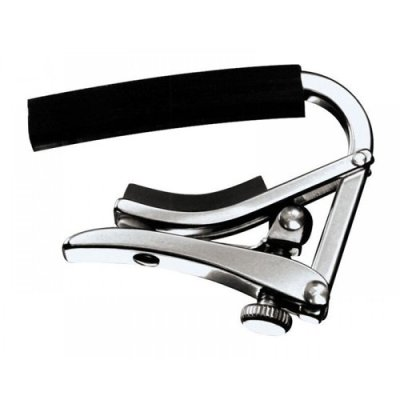 7 Shubb Deluxe S Series Steel Strings Guitar Capo S1