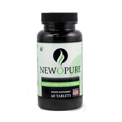 7. Newopure Natural Hair Growth Vitamins