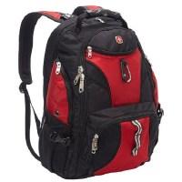 1. SwissGear Travel Gear ScanSmart Backpack