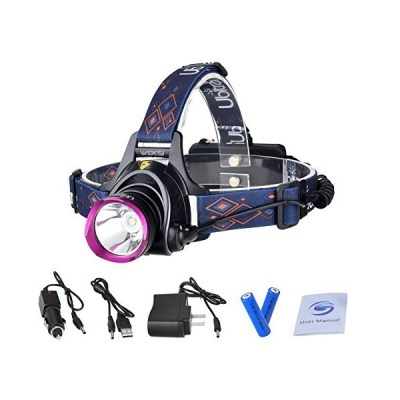 10. WEKSI Headlamp