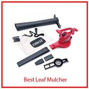 8) WToro ultra electronic Vacuum, Blower and Mulcher