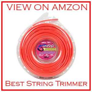 Cyclone-CY155D1-12-0.155-Inch-by-105-Feet-Commercial-Trimmer-Line,-Red