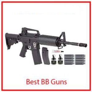 Hellboy .177 CO2 BB gun Tactical Air Rifle Kit