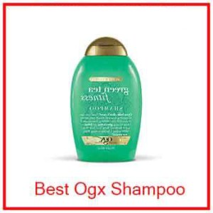OGX Active Beauty Green Tea Fitness Shampoo