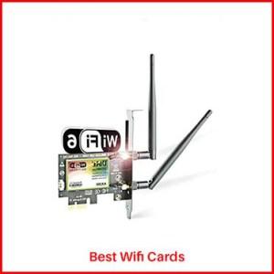 Ubit AX200 Wifi Card