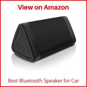 Best Bluetooth speaker for car