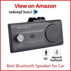 Avantree CK11 Hands Free Bluetooth Speaker for Car