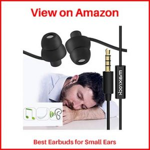 MAXROCK Soft Silicon Sleeping Earbuds