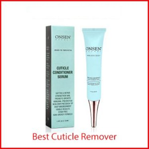 Onsen Japanese Cream Cuticle Remover