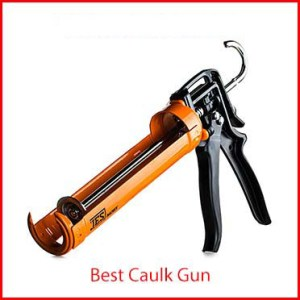 JES 10 oz. 26:1 High Thrust Caulk Gun