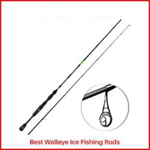 KastKing Resolute Walleye Fishing Rods
