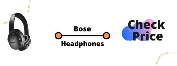 Bose QuietComfort 35 - Noise-Cancelling