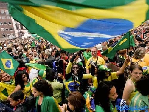 brazil top 10 paises mais populosos do mundo