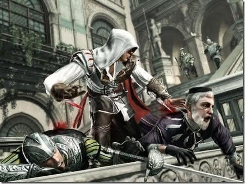 Assassins-Creed-II um dos melhores jogos de aventura do mundo