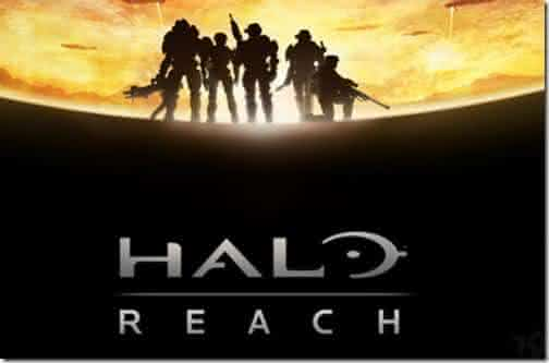 Halo-Reach no top 10 xbox 360
