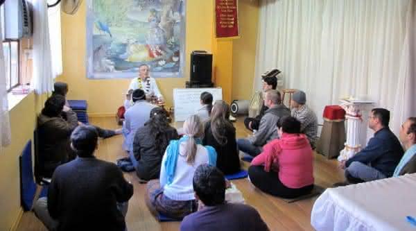 Hare Krishna e as novas religioes orientais no brasil